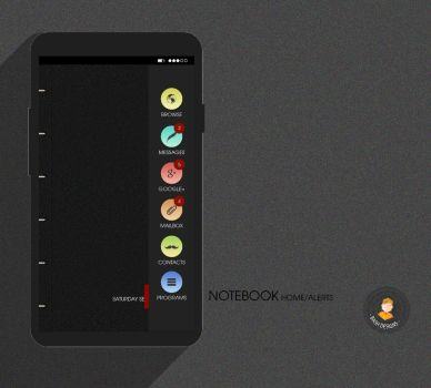 Notebooksidebar by Bashbrother