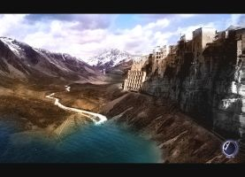 Valley by BriliOldjack