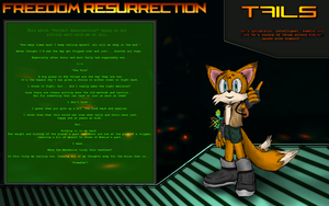 Freedom Resurrection Tails Concept and Info by ZentrixStudios