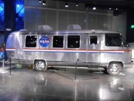 The Van you take to the Moon by OceanRailroader