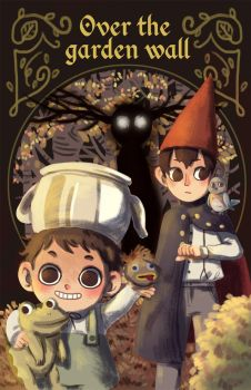 Over the garden wall by lamascotadeldemonio