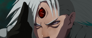 Naruto 676 : Madara Third EYE by ilyesgnei