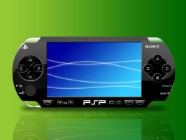 PSP-Vector by gasclown