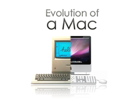 Evolution of a Mac by thefreaks