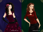 Dress-up Challenge by AzaleasDolls