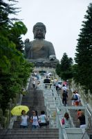 Big Buddha by parka
