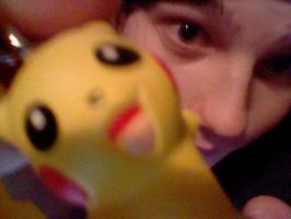 Me and Pikachu by oohcoo