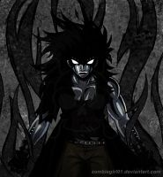 Iron Shadow Colored by ZombieGirl01