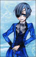 ciel by KawaiiiPandaMuffiiin
