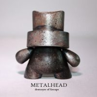 Metalhead back by PatrickL