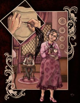 Detention With Dolores HPAP by rose-colligan