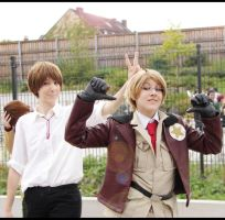 Hetalia - who's a hero? by stormyprince