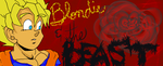 Blondie and the Beast logo by KrazyKat001