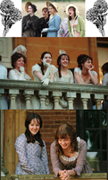 The Girls of P and P by Pride-and-Prejudice