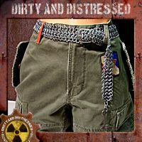Simple Maille Belt Worn by DirtyandDistressed
