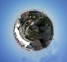 Pantelimon 360 planet by LiviuSquinky