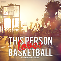 This person loves basketball by RafaelVicenteDesigns