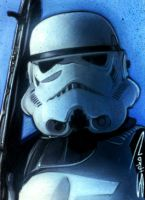 Stormtrooper Sketch Card 2 by RandySiplon