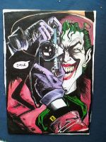 The Joker 'Killing Joke' by PossumPip-Creations