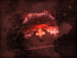 Master of Puppets Wallpaper by GustavosDesign