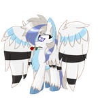 wingrider doesn't like valentine's day (Berrylilly by tiffanykip