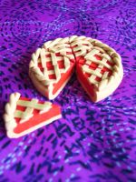 Cherry Pie Charms by alternativeicandy
