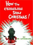 Merry Xmas From Friends Of Cthulhu by Jenn-Coney1976