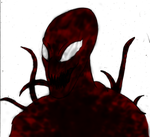 Carnage drawing by Hellraiser-89