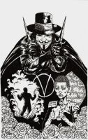 V for Vendetta by JointForce
