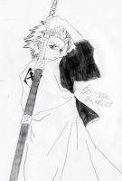 Bleach: Hitsugaya -2- by 19Skejciara10