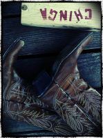 carrie's House - Boots by heatherdrefke