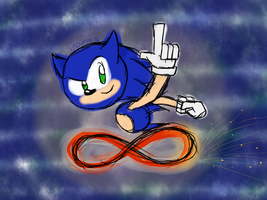 Sonic Taunt by Yeow95