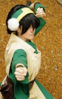 Avatar: Toph by SFLiminality