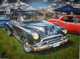 another painting left unamed by that-car-bloke