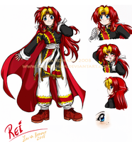 OC: Rei base color by Rolly-Chan