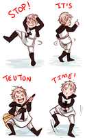 stop it's teuton time! by Assby