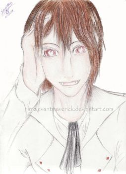 Smile-Kaname by Vampire-Knight-Fans