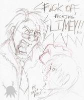 APH - No Harry Potter? by metalcervidae