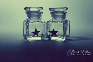 story of two stars by ahmedwkhan