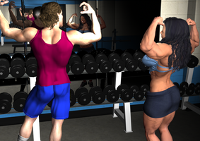 Gym sequence 2 by ironb667
