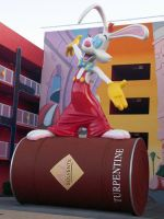Roger Rabbit by blunose2772