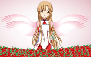.: SAO : Asuna : An Angel of the battlefeild :. by Sincity2100