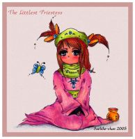 The Littlest Priestess... by Sachiko-chan