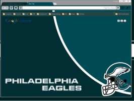 Philadelphia Eagles Theme by wPfil