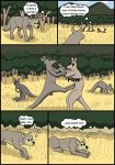 The Outsider Alliance Chapter 3 Page 14 by StealthCat15