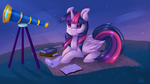 [Commissions] Twilight Sparkle by SnowSky-S