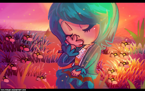 Sticky:: a cute little field by Zoe-starlar