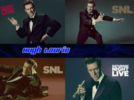 Hugh Laurie, SNL by Stefaveli