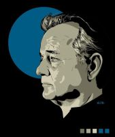 bill murray by nck-dst-zsk