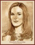 Elizabeth Henstridge as Jemma Simmons by strryeyedreamr27